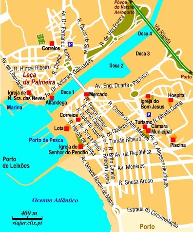 Matosinhos_map
